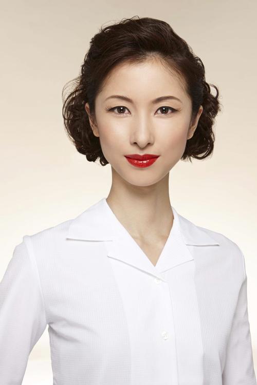 銀幕女優への憧れ化粧
