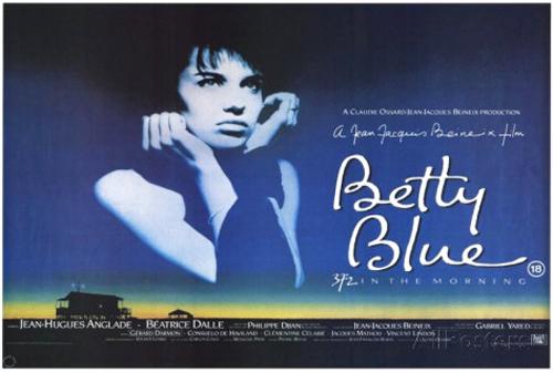 ベティ・ブルー-愛と激情の日々-ポスター