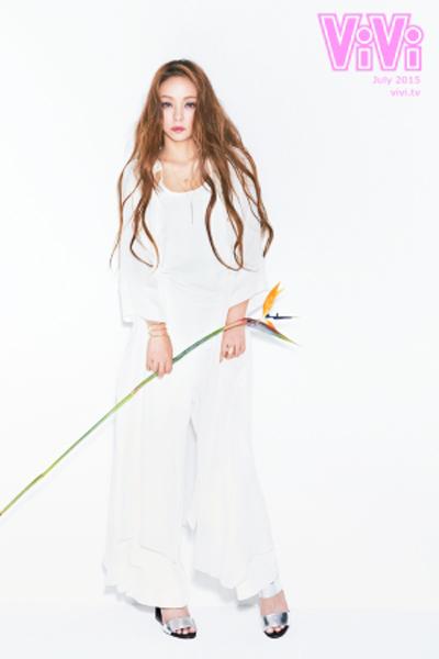 安室奈美恵-ViVi