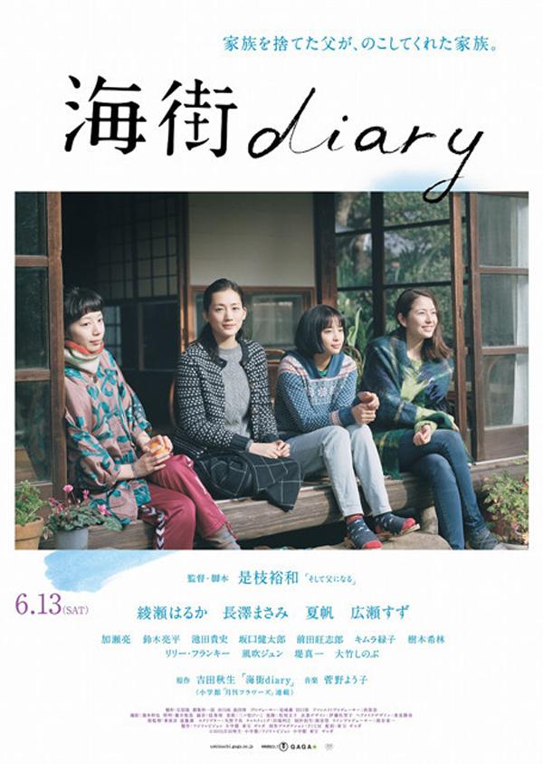 海街diary-ポスター