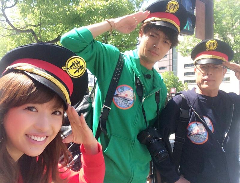 くみっきー舟山久美子-北海道→高知-特急乗り継ぎ旅