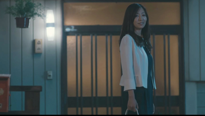 映画-athome-松雪泰子-玄関