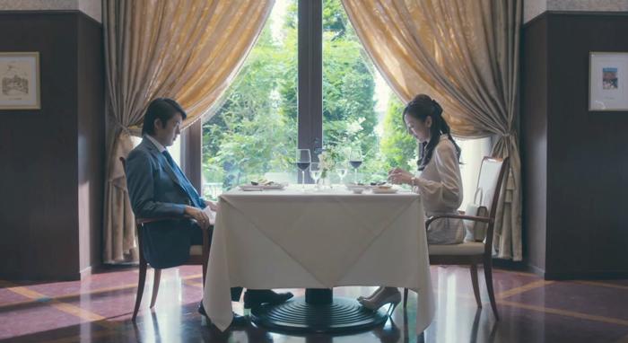 映画-athome-松雪泰子-竹野内豊-レストラン