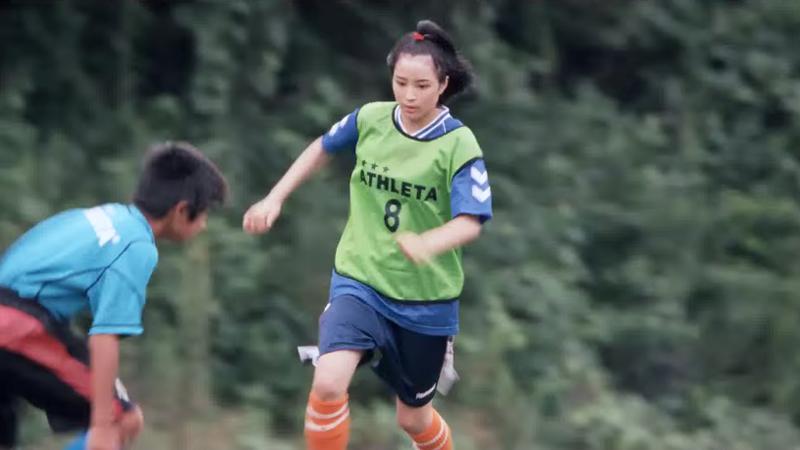広瀬すずサッカー-海街diary