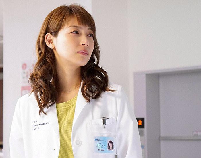 相武紗季-医師たちの恋愛事情