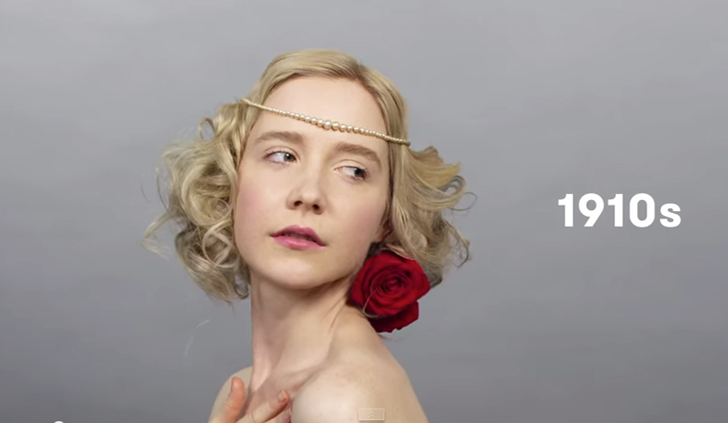 100 Years of Beauty -Russia-1910