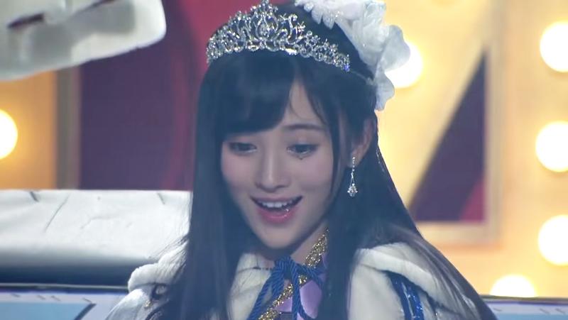 SNH48-総選挙-キクちゃん
