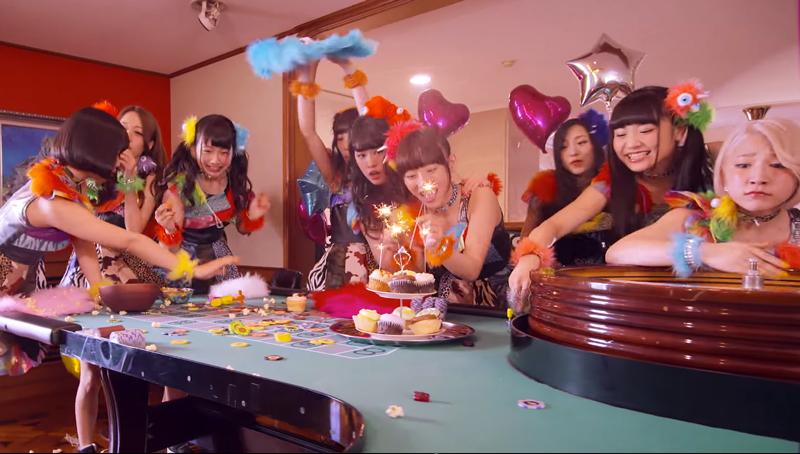 チキパ-MV-カラフルパーティー-例のプールスタジオ
