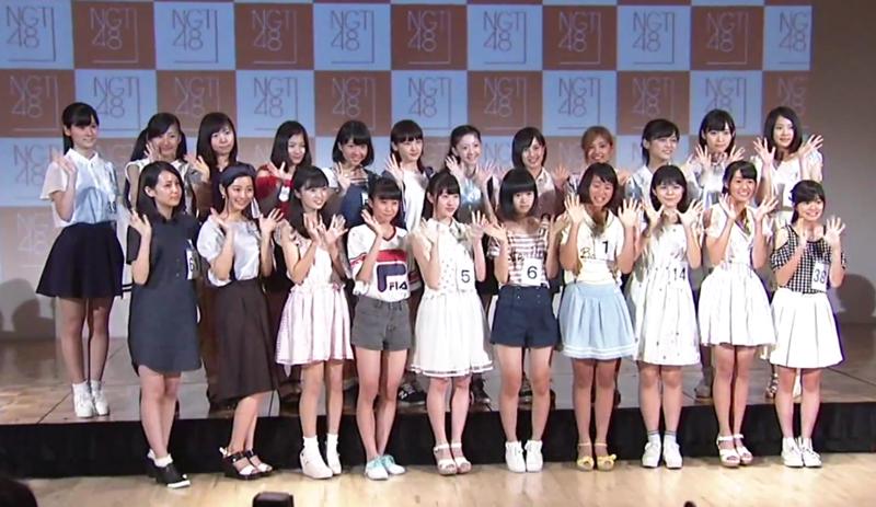 NGT48-最終合格者