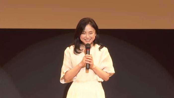 永作博美-台北映画祭-さいはてにて