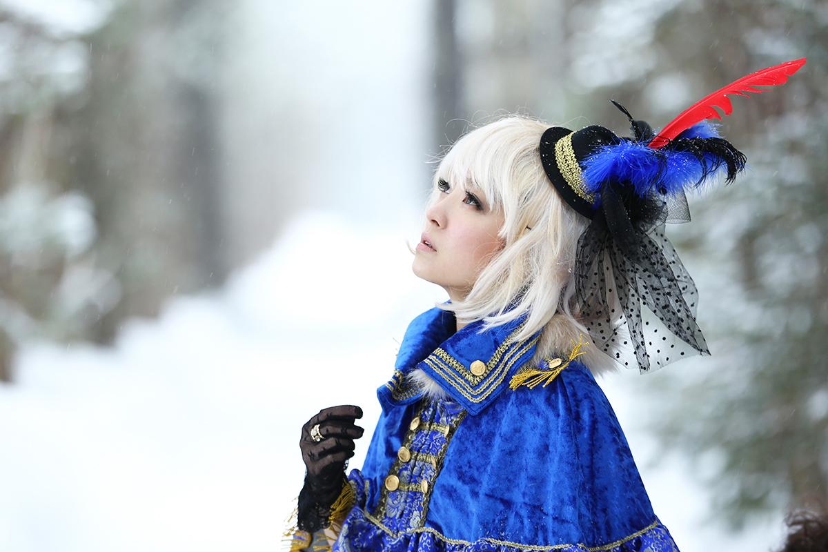 西条美咲-SNOW-KINGDOM-ドーリーメイク