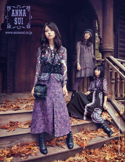 乃木坂46-ANNA SUI 2015