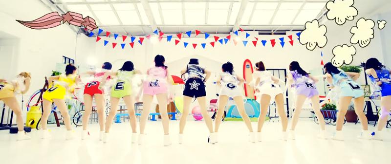 SUPER☆GiRLS-イッチャって♪ ヤッチャって♪