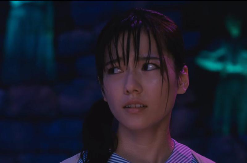 島崎遥香-映画『劇場霊』