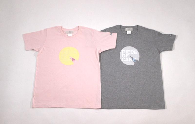 映画「ピース-オブ-ケイク」と「keisuke-kanda」のコラボTシャツ