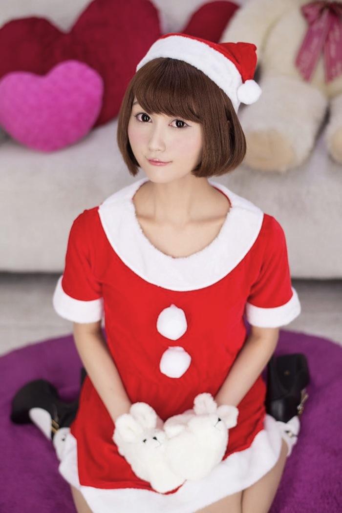 杏 朋美 サンタクロース