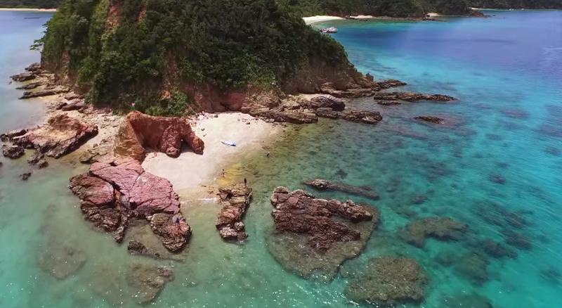 鹿児島-海-島