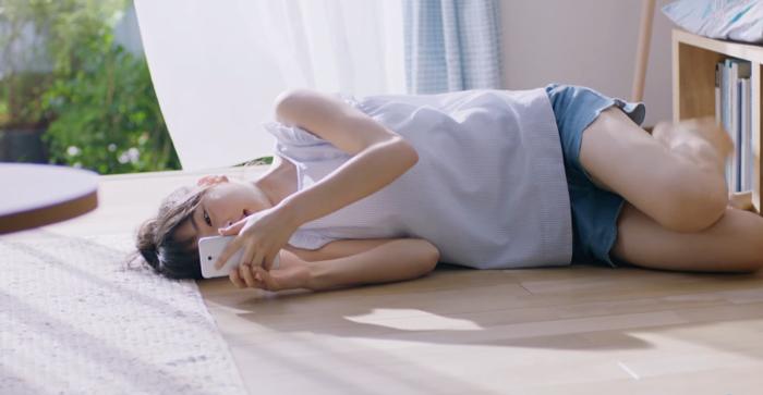 桜井日奈子出演!白猫プロジェクト新CM『私の夏休み篇』