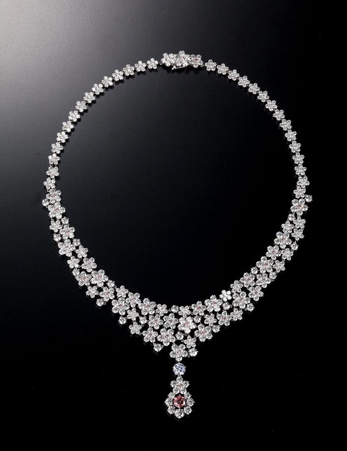 国内最高峰のダイヤモンドジュエリー