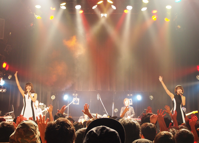 vanillabeans(バニラビーンズ)live20150829