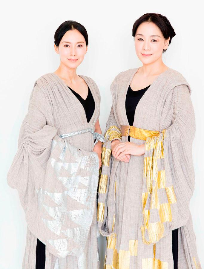 中谷美紀-神野三鈴-舞台「メアリー・ステュアート」WOWOW
