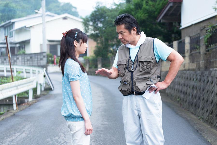 武田梨奈-今井雅之-映画『かぐらめ』