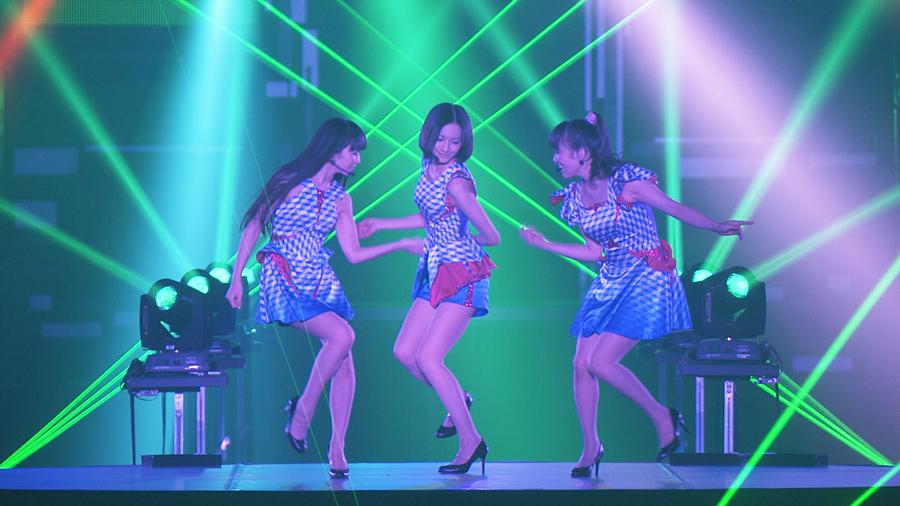 Perfumeメジャーデビュー10周年CM