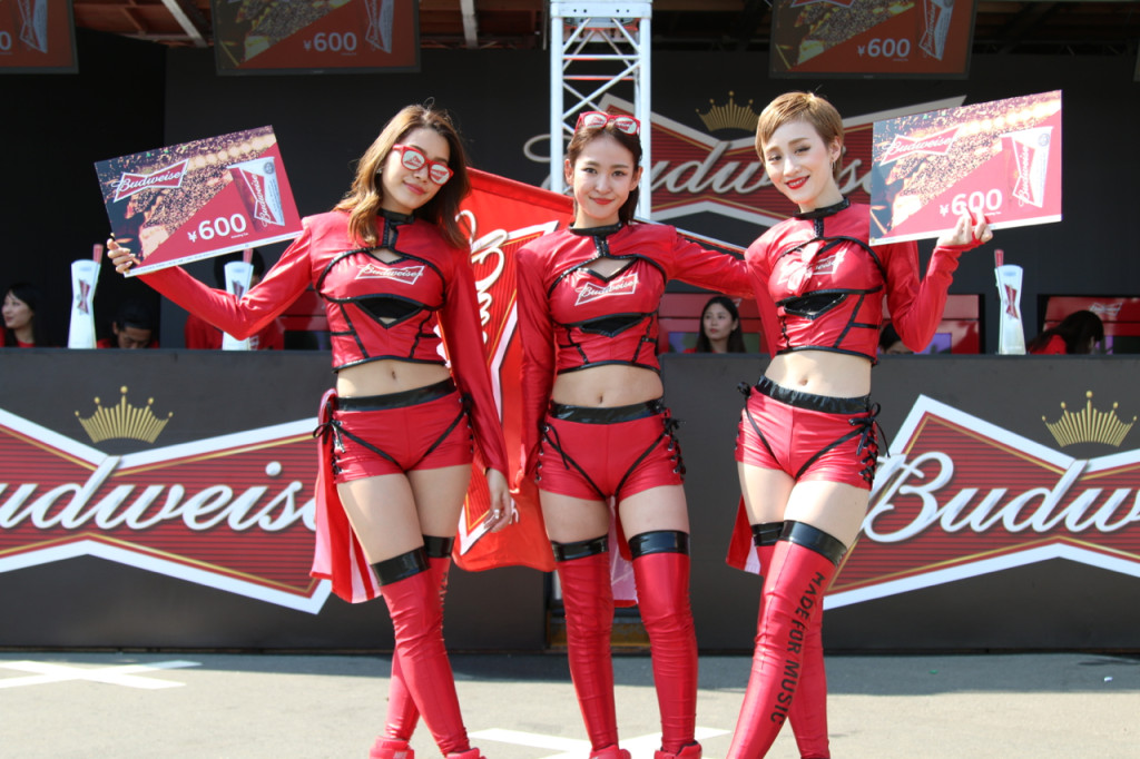 ULTRA JAPAN 2015-budweiser-girlssnap