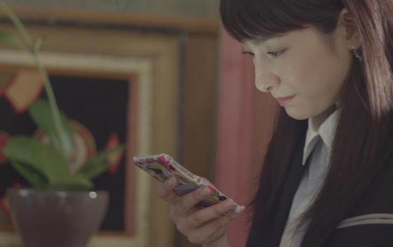 早見あかり、スマホ用「Yahoo!-JAPAN」アプリのテレビCM2015