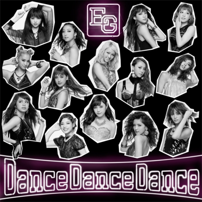 E-girls「Dance Dance Dance」