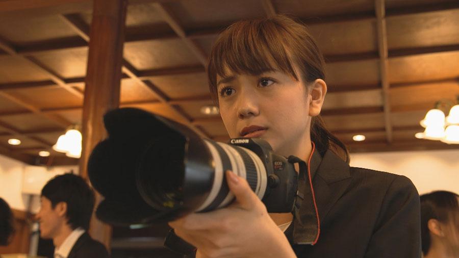 松井愛莉-ラストキス-カメラ