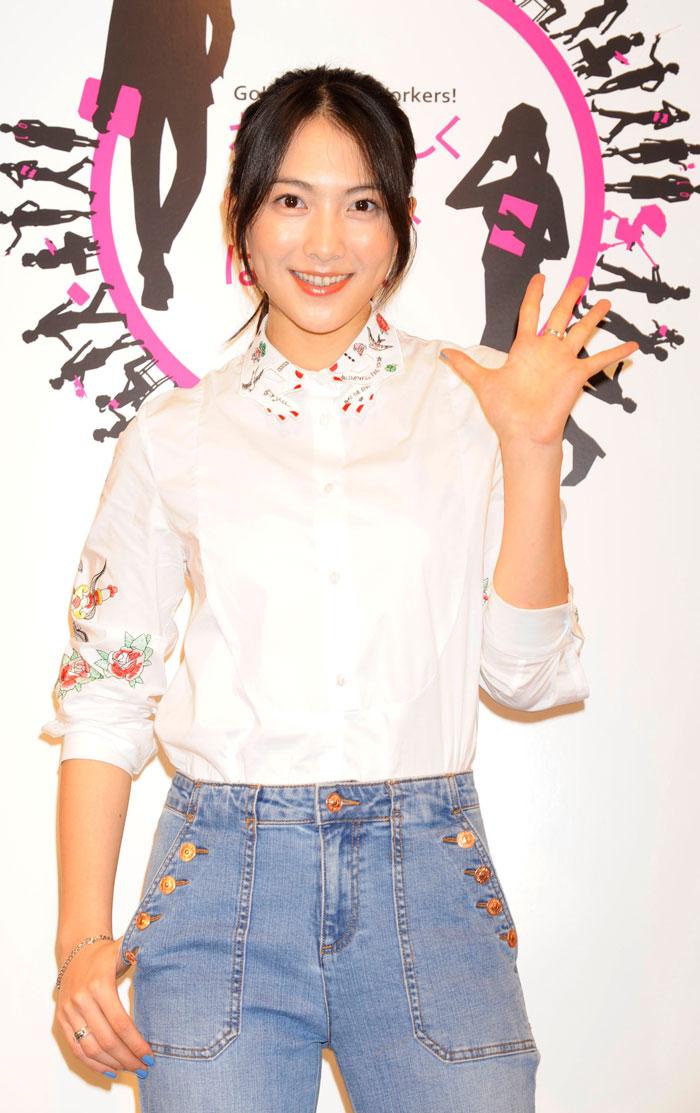 知英-TOKYO-FM公開収録