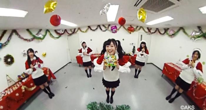 HKT48-LOTTE X'masチョコツリー企画-HKTree48