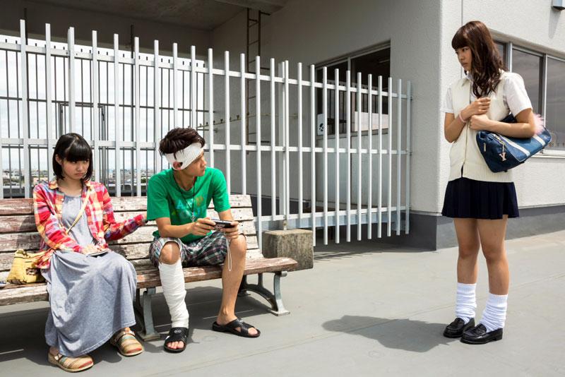 映画『夏ノ日、君ノ声』古畑星夏-荒川ちか-葉山奨之