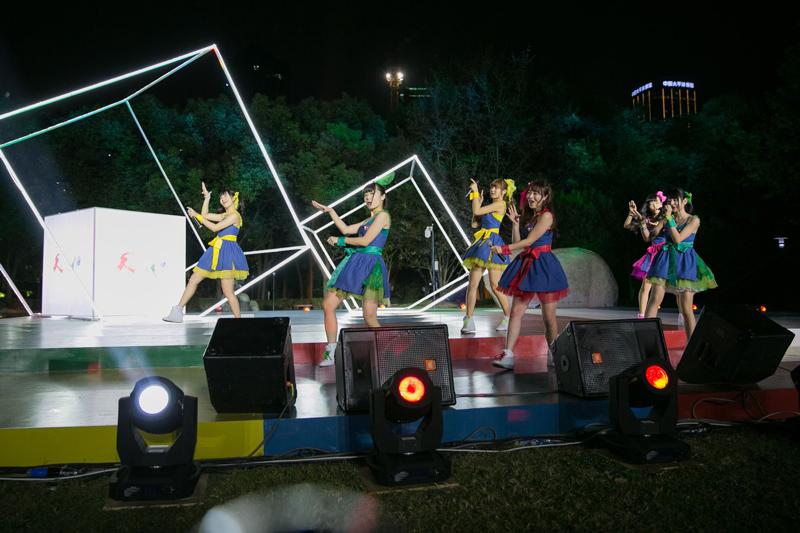 7☆3-アイドリぃむ!LIVE上海特別公演