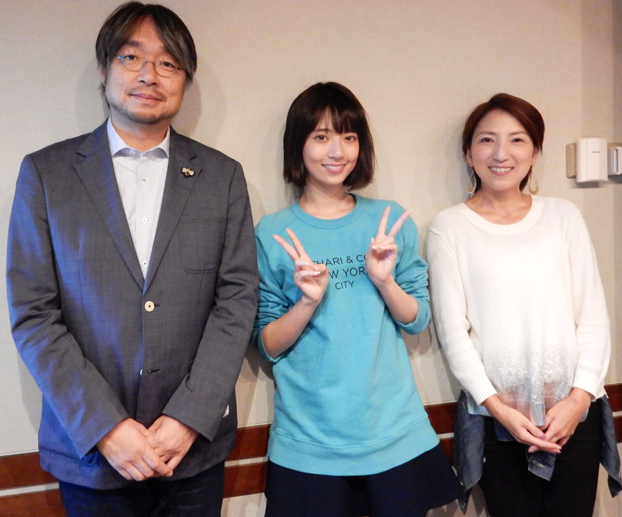 橋本奈々未-乃木坂46-TOKYOFM2015