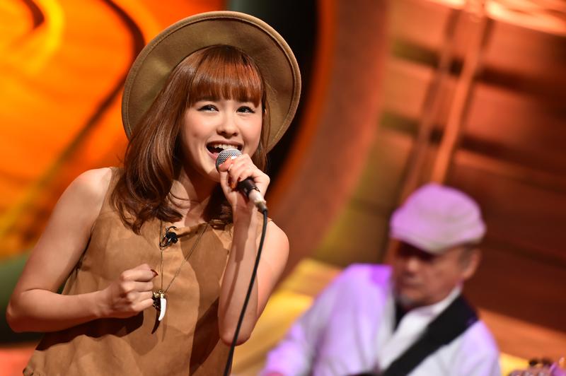 昆夏美-BS-TBS土曜スタジアム~Sound-InnS