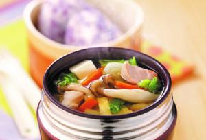 スープジャー☆よせ鍋