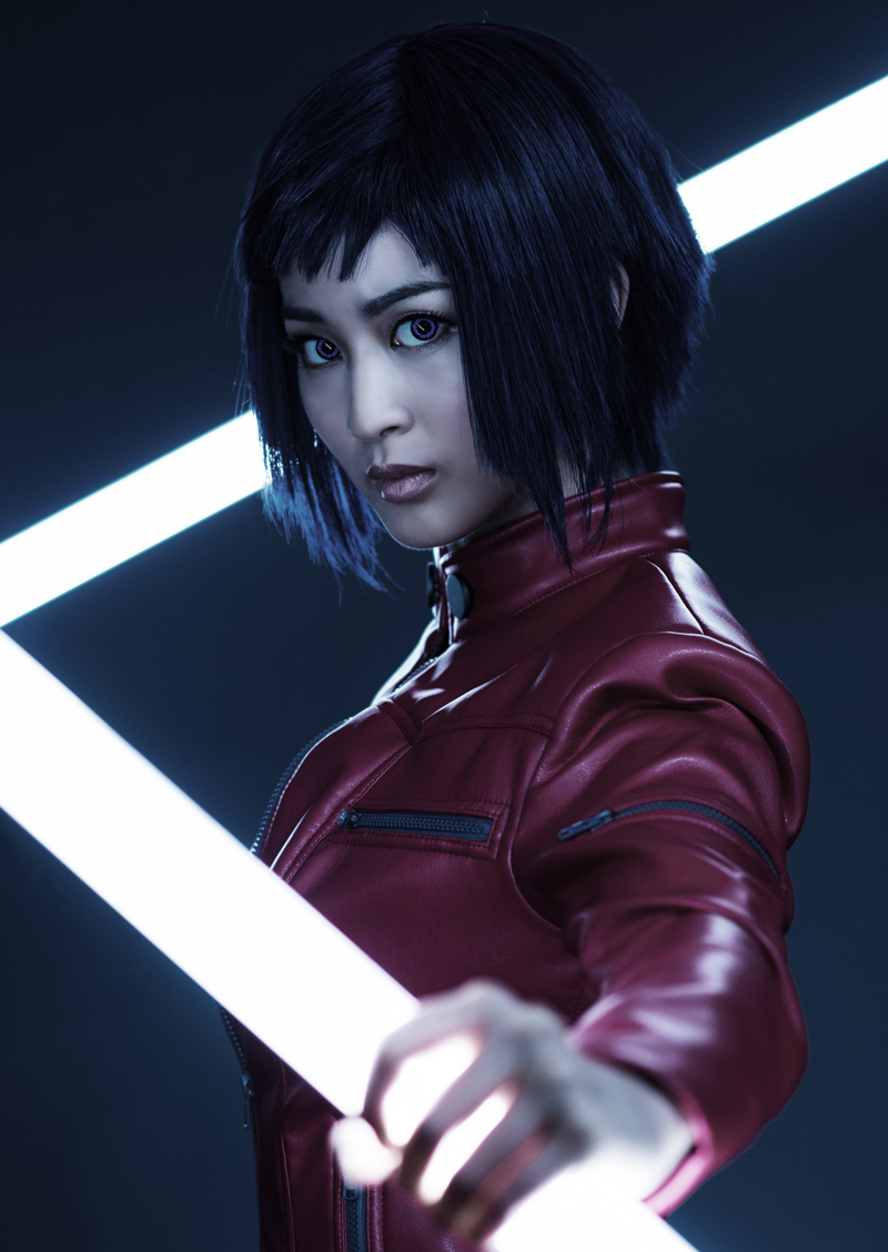 青野楓-舞台-攻殻機動隊ARISE