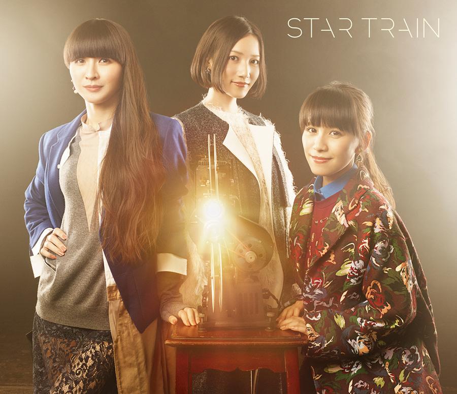 Perfume-STAR TRAIN