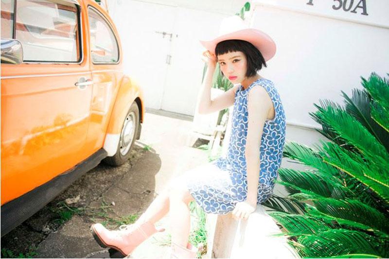 瀬戸あゆみスタイルブック『KIDULT-GIRL』