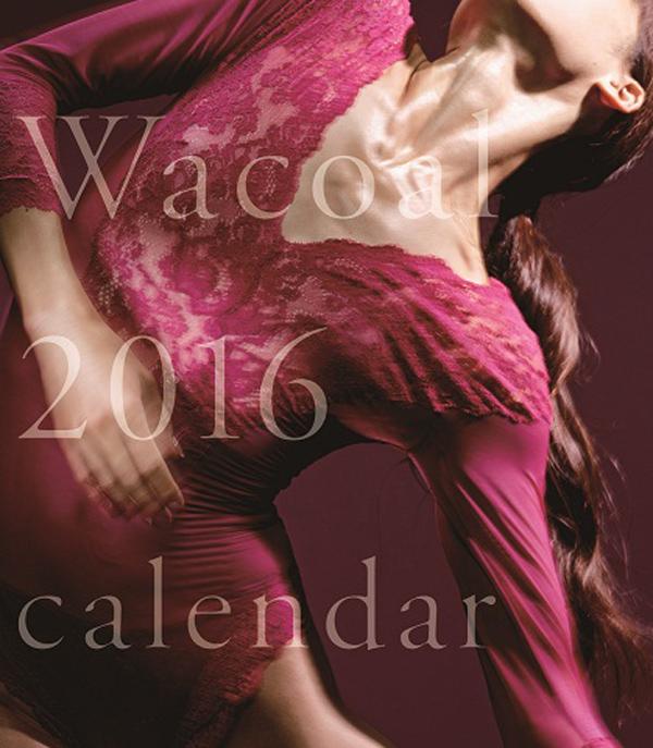 中村祥子-ワコールカレンダー2016
