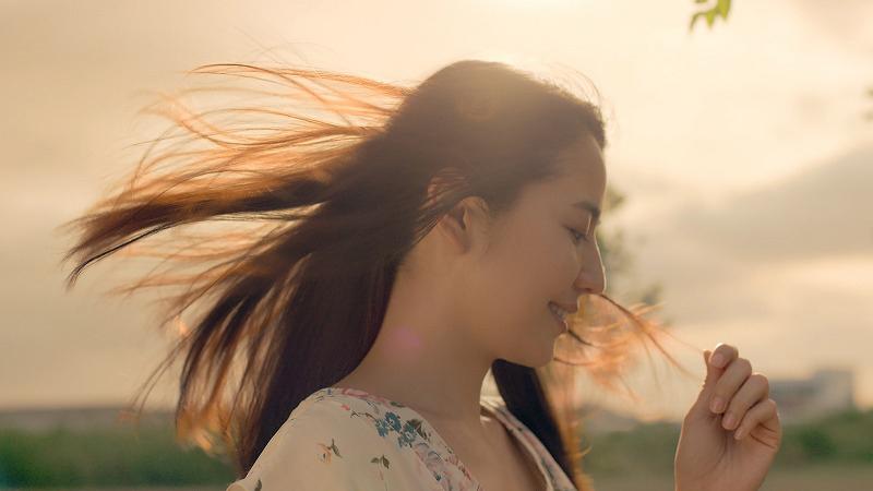 長澤まさみASIENCE-MEGURI-TVCM