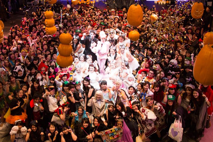ローラファンクラブイベント-ROLA'S-HALLOWEEN-PARTY2015
