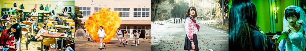 トリンドル玲奈-篠田麻里子-リアル鬼ごっこ2015劇場版