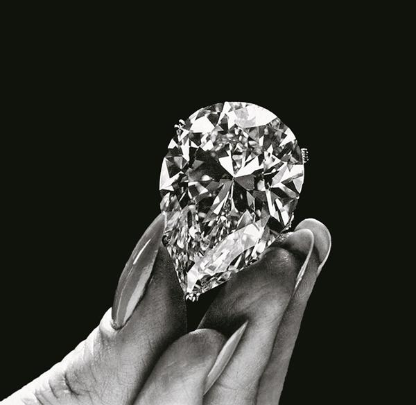 カルティエ-ダイヤモンド