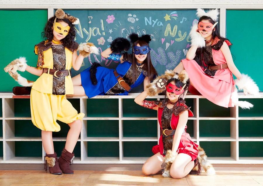 ジェイディーズ-猫仮装