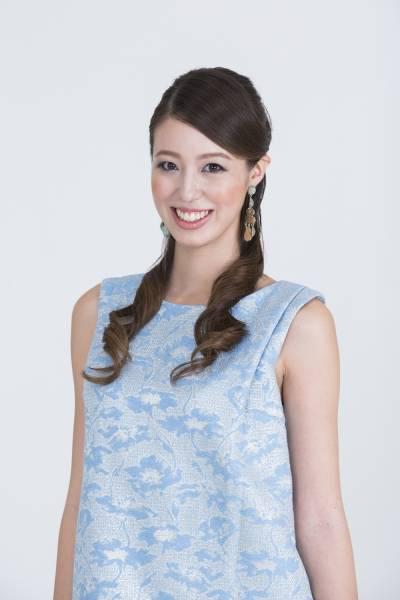 増田ションフェルド茉莉-2016準ミス・インターナショナル日本代表