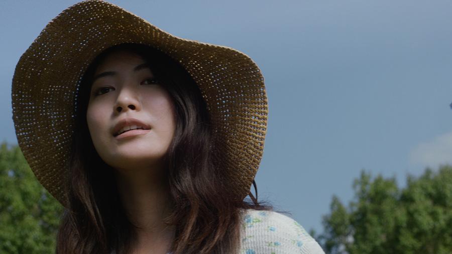 安田聖愛-龍角散ののどすっきり飴CM-秋田美人2