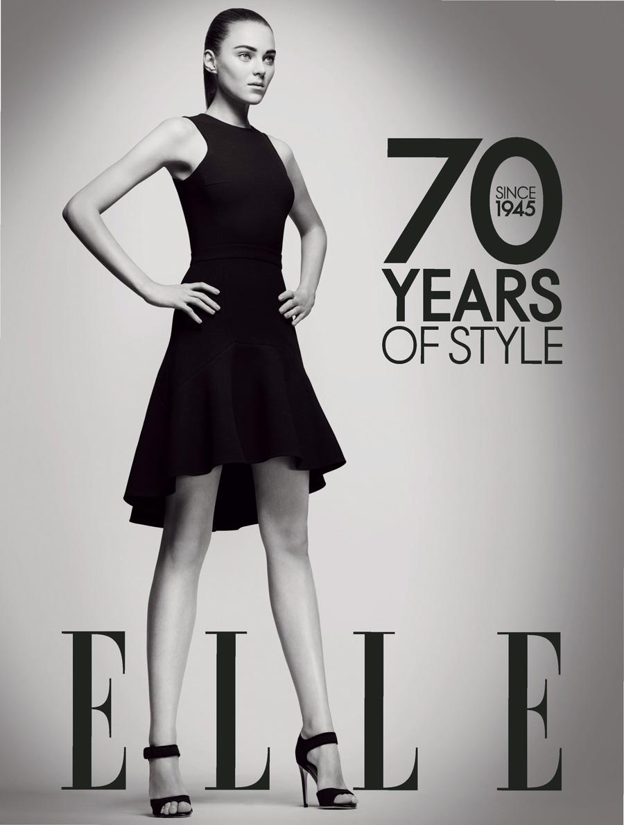 フランス版『エル』-創刊70周年